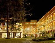 Fachada Gran Hotel Balneario Blancafort